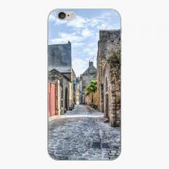 Le Mans Medieval Streets - iPhone Skin