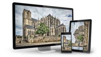 Cathedral of Saint Julian of Le Mans (France) Preview