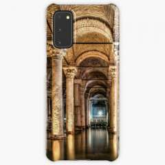 Sunken Palace or Basilica Cistern (Istanbul, Turkey) - Samsung Galaxy Snap Case