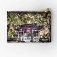 Jiading Confucius Temple (Shanghai, China) - Zipper Pouch