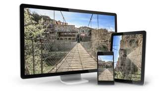 Rupit's Hanging Bridge (Catalonia) Preview