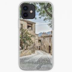 Pals, A Lovely Medieval Village (Catalonia) - iPhone Soft Case