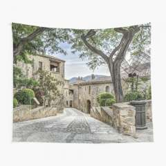 Pals, A Lovely Medieval Village (Catalonia) - Tapestry